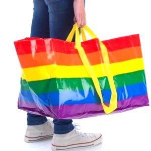 Limited edition Pride Ikea Bag